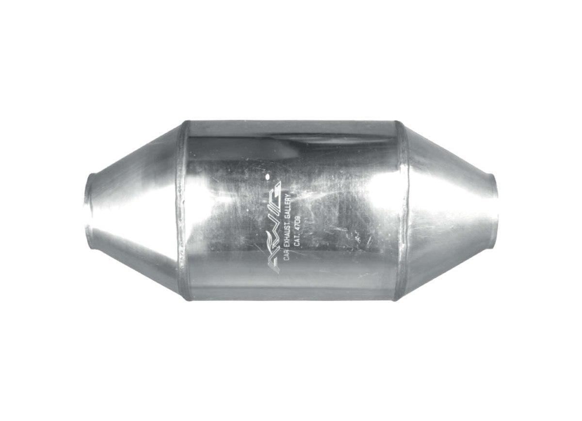 Katalizator uniwersalny FI 60 1.6-2L EURO 4 - GRUBYGARAGE - Sklep Tuningowy